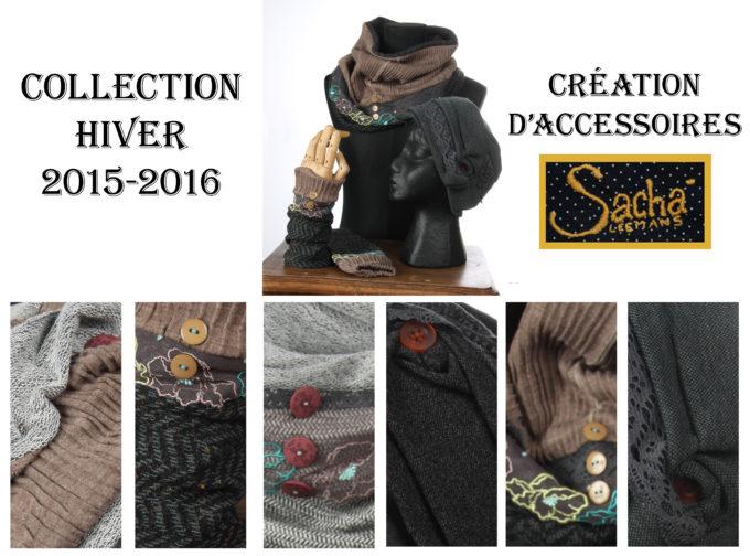 couleurs naturelles accesoires d'hiver Bonnet mitaines écharpes laine coton polaire boutons et dentelle chaud coloré agréable uniques enscouleurs sombres embles 3pièces snood col